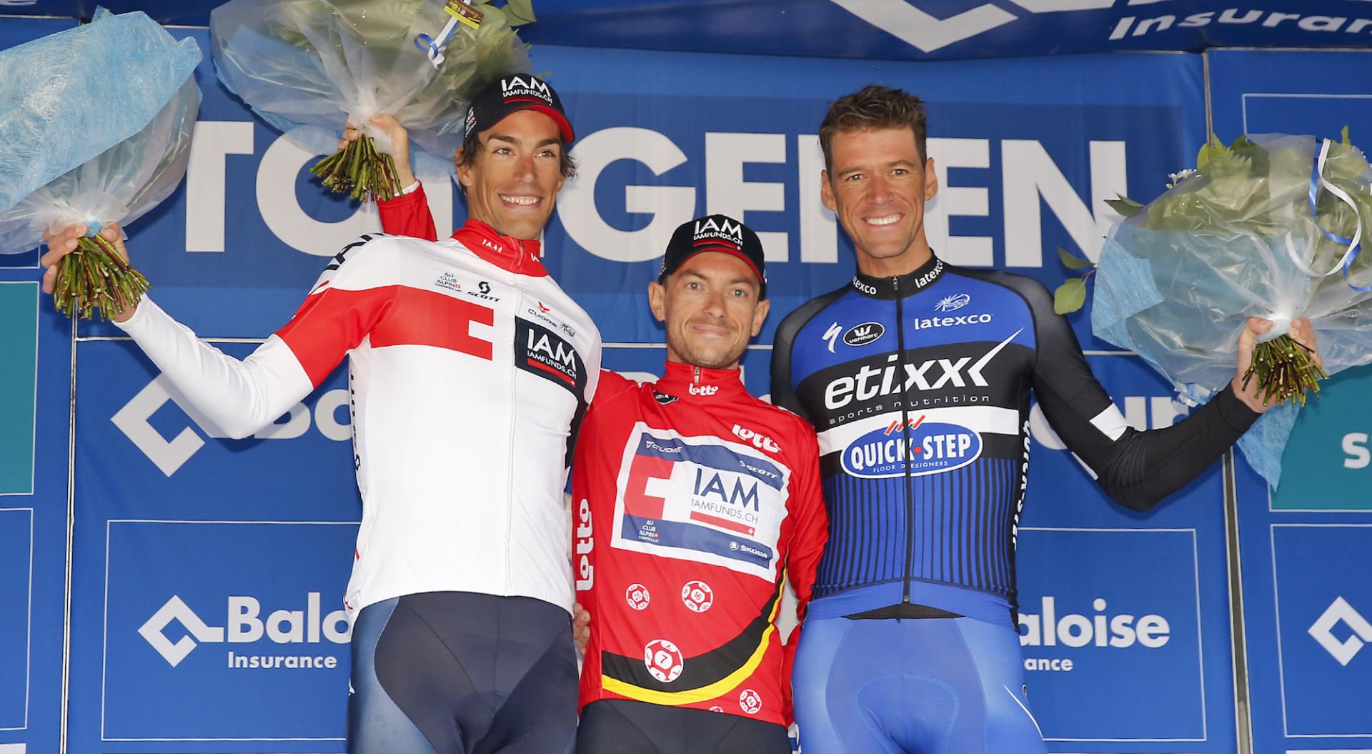 Baloise Belgium Tour – Doppelschlag für IAM Cycling in der Gesamtwertung