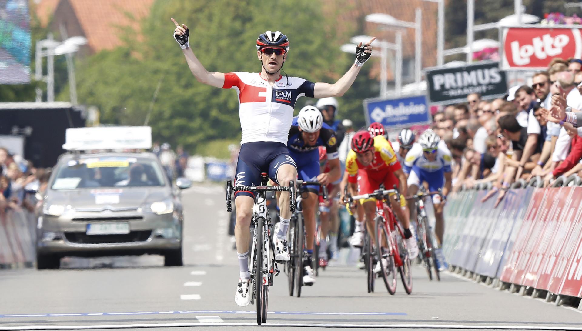 """Baloise Belgium Tour – Dries Devenyns """"Ich wusste, wie man intelligent fahren musste"""""""
