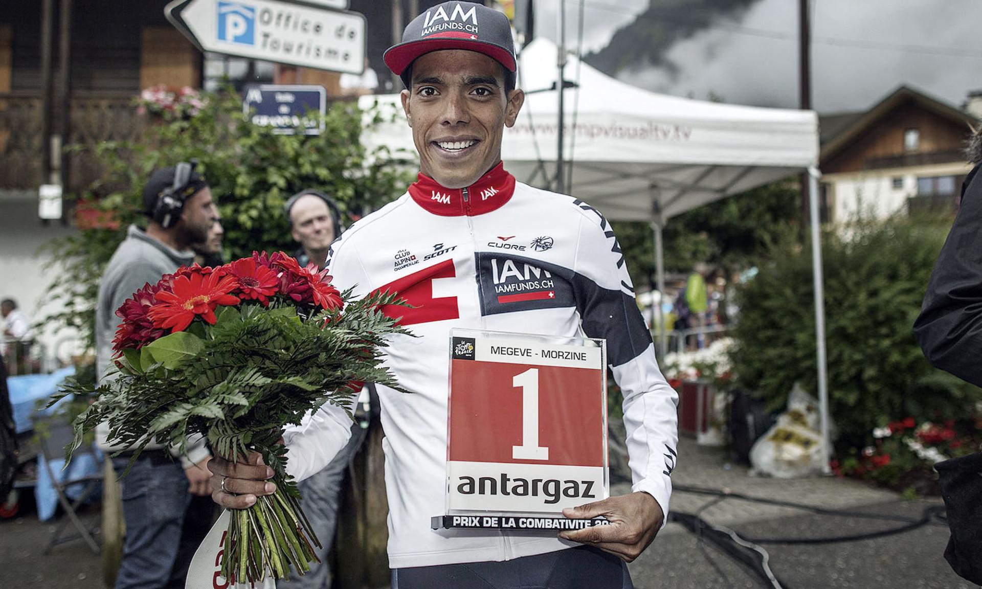 Tour de France, 20. Etappe – Erneut ein grossartiger Jarlinson Pantano auf dem hervorragenden 2. Rang