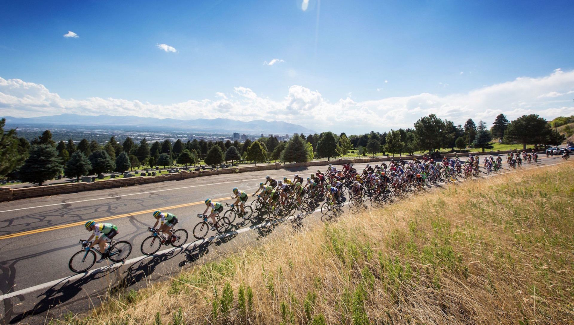 Training Camp / Tour of Utah : Double objectif pour IAM Cycling