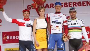 ENECO Tour, étape 7 – Oliver Naesen offre deux podiums d'un coup à IAM Cycling pour son ultime course par étapes