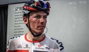 Eurométropole Tour – Oliver Naesen «Pas de regret, mais très fâché»