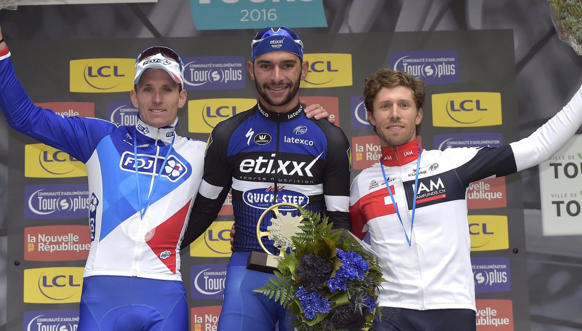 Paris-Tours – Ein letztes Podest für IAM Cycling