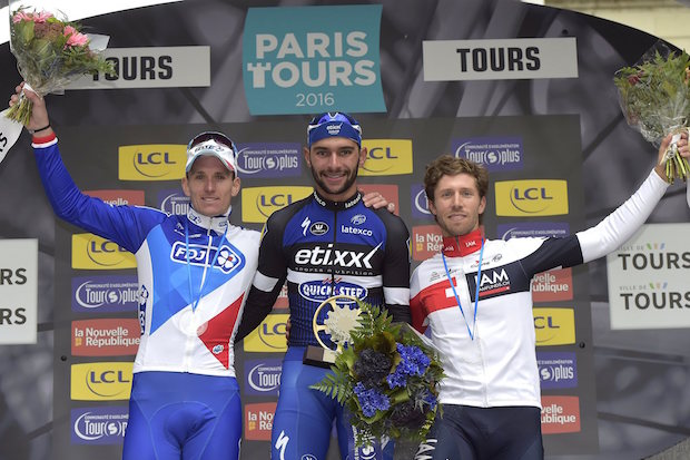 110th edition of the Paris-Tours  2016