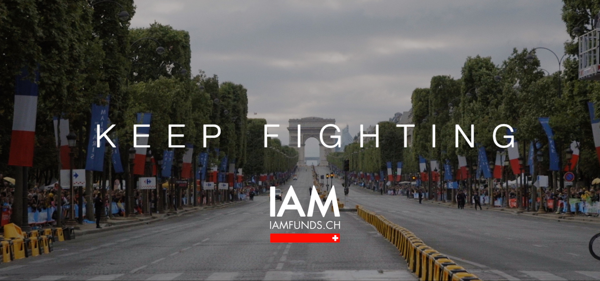 IAM Cycling – KEEP FIGHTING – The Documentary